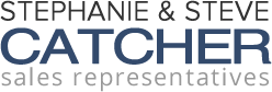 Stephanie and Steve Catcher Logo